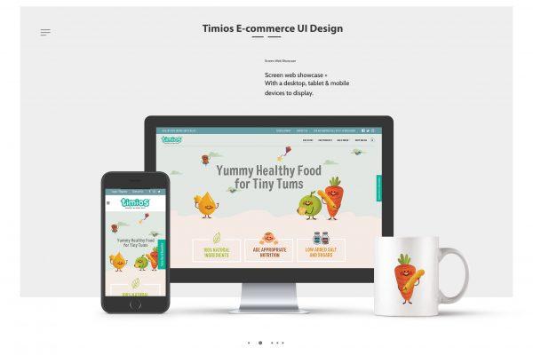 Timios Website Development