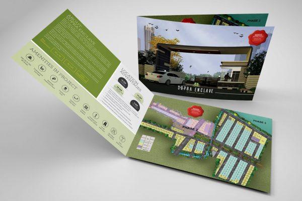 Real Estate Brochure - Manish Properties