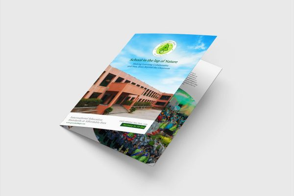 Green Bell School - Brochures