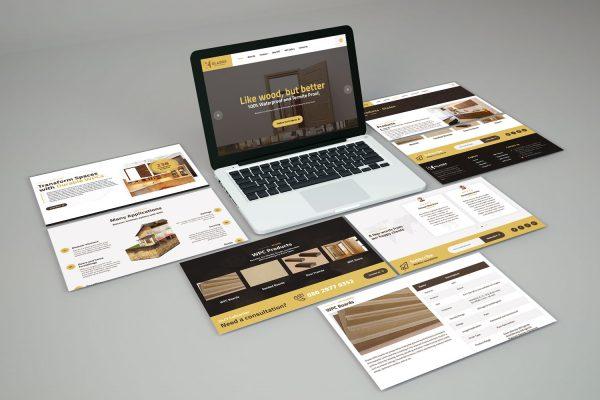Glades Website Design