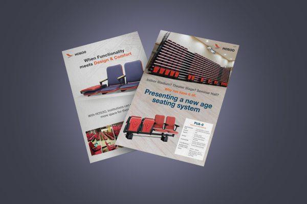 Hosoo - Brochure Design